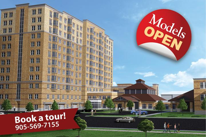 Book a tour at The Village of Erin Meadows - Model Suites are open