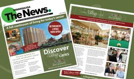 The Village of Erin Meadows highlighted in the Mississauga News