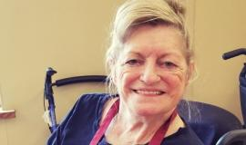 Etta has always been a natural caregiver, and she's proud to help her fellow residents in The Village of Taunton Mills.