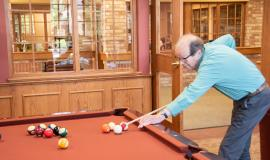 Keeping active at The Village of Humber Heights Retirement Living