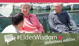 #ElderWisdom Valentine's Edition at George Brown College