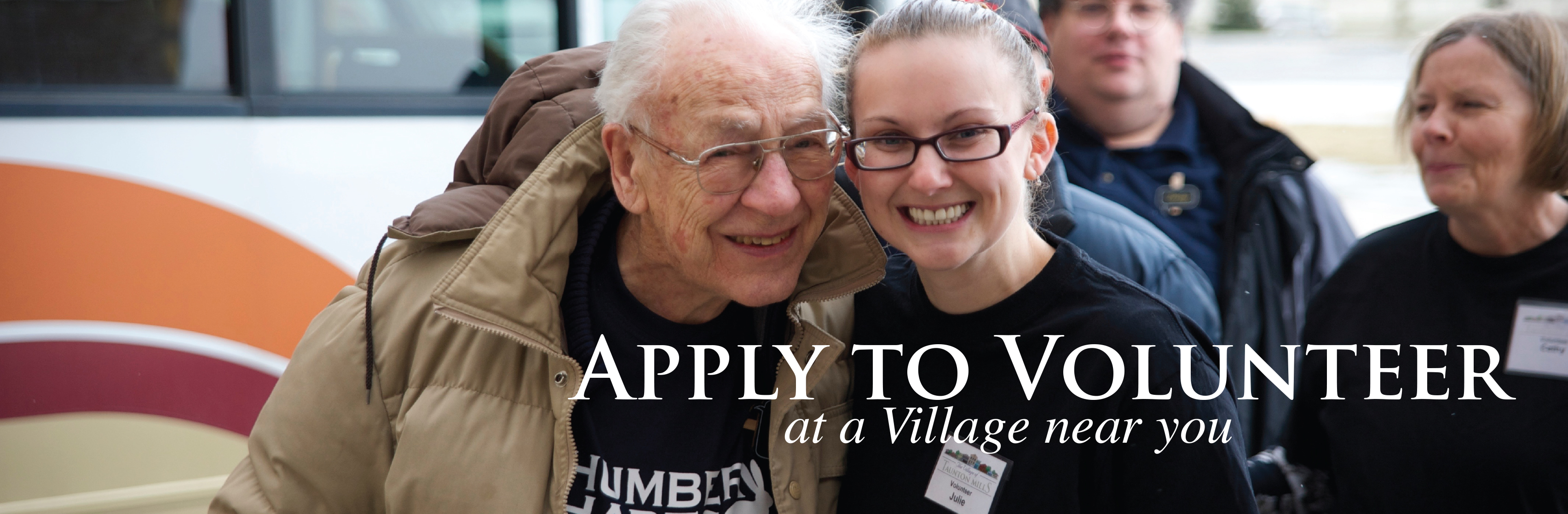 We welcome volunteers in our Villages and have a wide range of opportunities for you to make a difference in the lives of our residents. Discover the joy and fulfillment of volunteering with seniors.