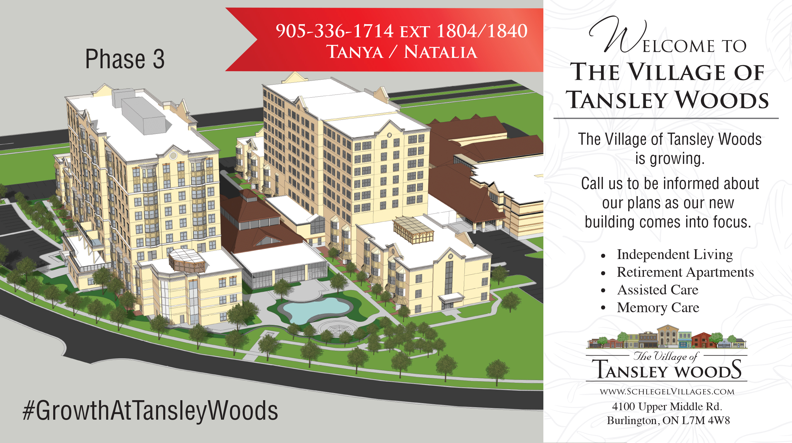 Tansley Woods Growth Retirement