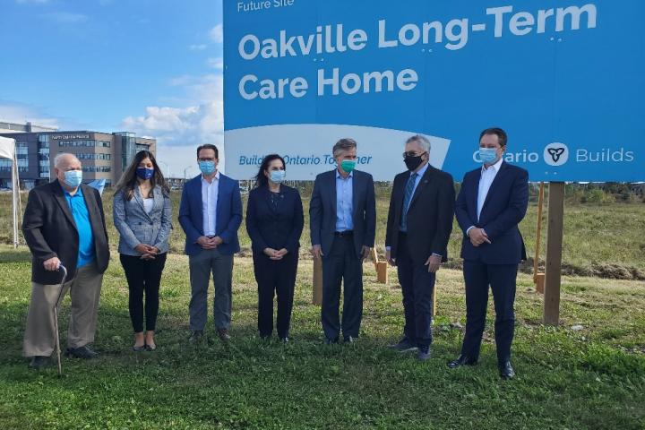 Schlegel Villages has received approval from the Ontario government to begin development of a new Campus of Care in Oakville that will initially provide innovative LTC care and living arrangements to 640 persons.