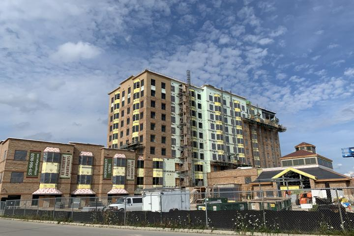 The Village at University Gates Retirement phase in Waterloo set to open in 2020