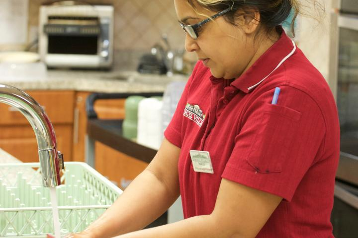 Beyond basic, sensible approaches to infection control, our team members are going above and beyond to support residents in The Villages.