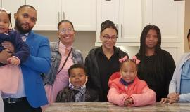 Chantell and Terrance have felt immense support as they've offered to care for six children who tragically lost their parents. Some of the support came from their  Schlegel Villages family through the Wilfred Schlegel Hope Fund