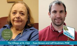 Podcast Episode with Kaye Brown and Jeff Studman