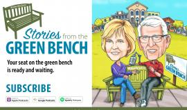 Subscribe to #ElderWisdom | Stories from the Green Bench podcast