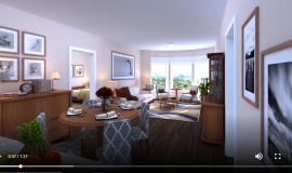 Virtual Tour of Future Suites at The Village of Tansley Woods in Burlington