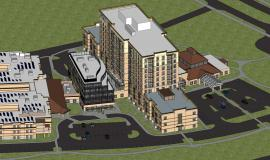 The Village at University Gates will welcome retirement living in Waterloo in 2020