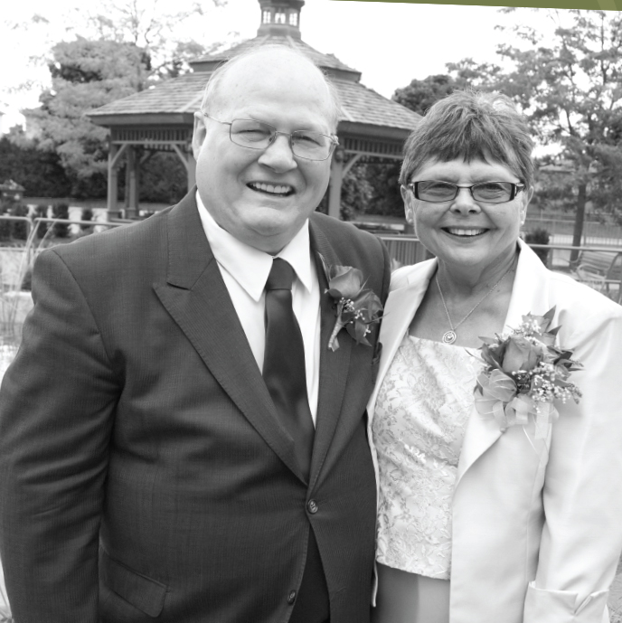 Ron & Barb Schlegel