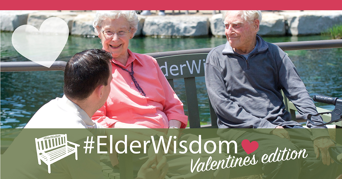 #ElderWisdom Valentine's Edition coming to George Brown College
