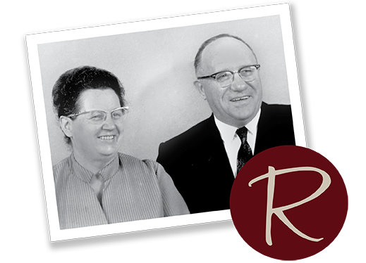 The spirit of hospitality within Emma and Wilfred Schlegel is embodied in The Ruby restaurants.